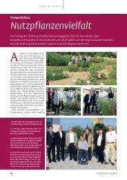 PDF ca. 600 KB - Stiftung Kaiserstühler Garten