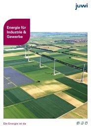 Energie für Industrie & Gewerbe - Juwi