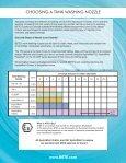 Download the Bottle, Drum & Tank Washing brochure in SI/Metric ... - Page 3