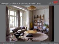 Ein Designer Apartment in Istanbul   Richard Powers / Arcaid