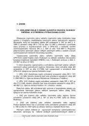 Textová časť 1 - Ministerstvo výstavby a regionálneho rozvoja