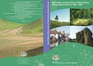 Annual Review 2002-2004 - North Wessex Downs Area of ...