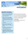 Novel Efficient Water Technologies - Page 3