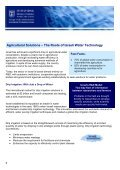 Novel Efficient Water Technologies - Page 6
