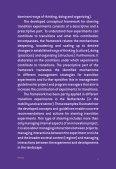 Deepening, Broadening and Scaling up - Transitiepraktijk - Page 7