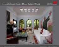 Emmerichs Haus in London   Gavin  Jackson / Arcaid
