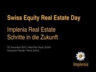 Titel Untertitel - NZZ Equity Biotech Day