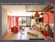 Ideenreich wohnen in La Baule | Christophe Rouffio / Hemis