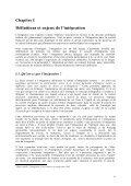 Les processus d'intégration des étrangers dans la ville ... - Génériques - Page 6