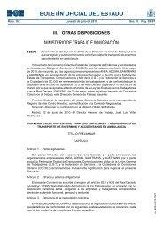 Disposición 10673 del BOE núm. 162 de 2010 - Sindicato Nacional ...