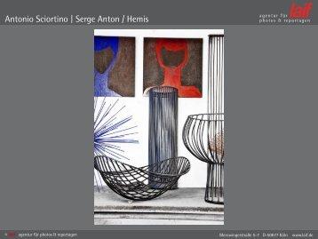 Antonio Sciortino | Serge Anton / Hemis - laif agentur für photos ...