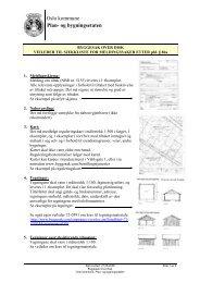 Oslo kommune Plan- og bygningsetaten