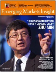 Emerging-Markets-Insight-201111 - Mirae Asset Financial Group