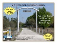 2 x 4 Ranch, DeSoto County - Amazon S3