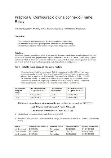 Pràctica 8 - Instituto de Robotica