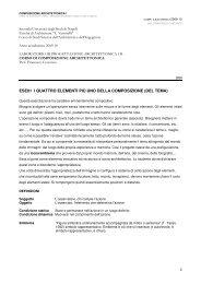 DID10_COMP1B_ESE01_programma - Facoltà di Architettura Luigi ...