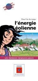 l'énergie éolienne - Cellule Économique du Bâtiment et des Travaux ...