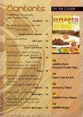 View Menu - GRAMS Diner - Seite 3