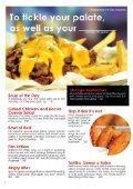 View Menu - GRAMS Diner - Seite 6