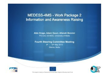 05-13 medess4ms - wp2 - Mediterranean Decision Support System ...