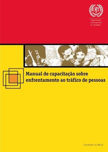 Manual de capacitação - Organização Internacional do Trabalho