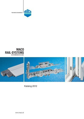 MACO RAil-SySteMS