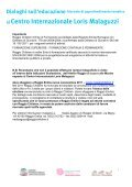 Riepilogo costi e approfondimenti - Reggio Children - Page 2