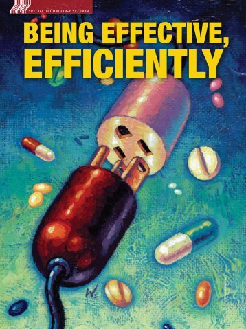 Being Effective, Efficiently - NCPA | Rx Technology Resource Center