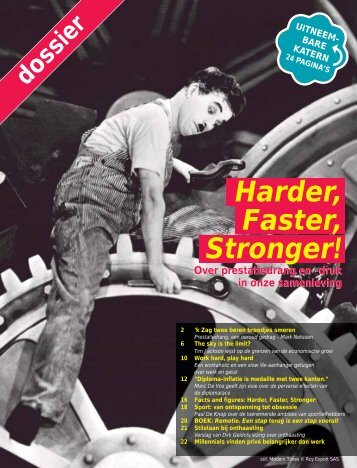 Harder, Faster, Stronger! - deMens.nu