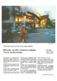 Palontorjunta 10/1983 - Pelastustieto