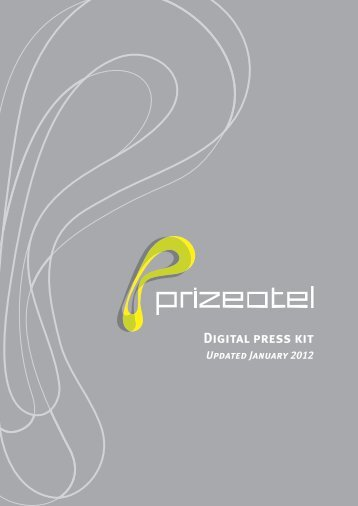 prizeotel digital press kit