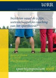 inzichten vanaf de zijlijn, wetenschappelijke coaching van ... - Oapen