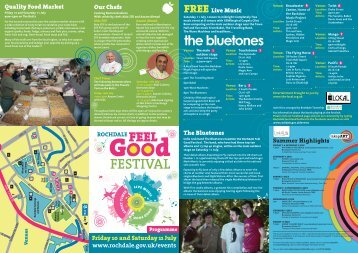 Rochdale Feel Good Festival