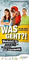 am 15. Juni 2012 - creatEvent