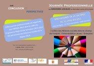 Le programme complet de la journée - Emploi.gouv.fr
