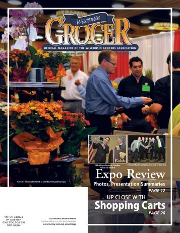 a pdf review of the 2012 WGA Innovation Expo. - Wisconsin Grocers ...