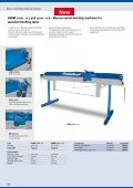 HSBM 610 HS and 1020-10 - Manual swivel bending ... - DMK - Page 2