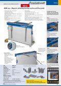 HSBM 610 HS and 1020-10 - Manual swivel bending ... - DMK - Page 3