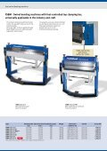 HSBM 610 HS and 1020-10 - Manual swivel bending ... - DMK - Page 6