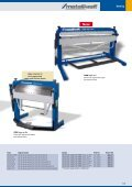 HSBM 610 HS and 1020-10 - Manual swivel bending ... - DMK - Page 7