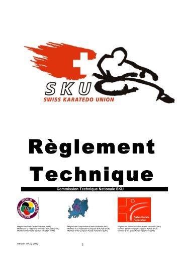 Technisches Reglement SKU definitiv v9_120207_f - Swiss Karate ...