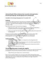 Arbetsordning för Skånes skolsamverkan avseende avtalsorganisation