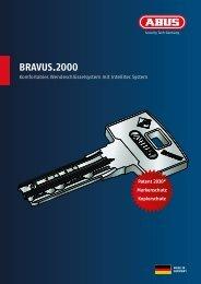 Prospekt Bravus.2000 - Abus