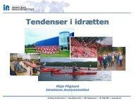se præsentation - Idrætsrådet Silkeborg Kommune