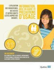 Brochure vestes FINALE PDF.ai - Ordre des ergothérapeutes du ...