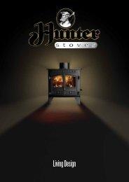 Hunter Stoves Brochure - The Stove Yard