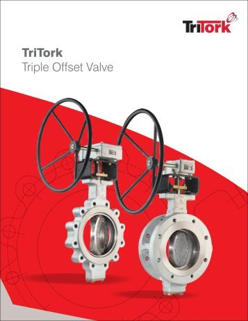 TriTork - Triple Offset Valve