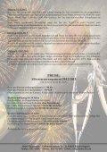 PREISE: Silvesterarrangement 2012/2013 - Sport-Hotel Kaiseralm - Seite 2