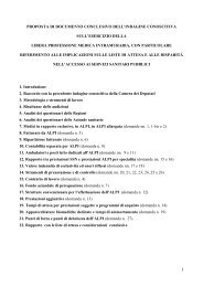 documento conclusivo - CIMO ASMD