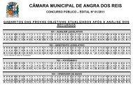 CÂMARA MUNICIPAL DE ANGRA DOS REIS - Instituto Mais